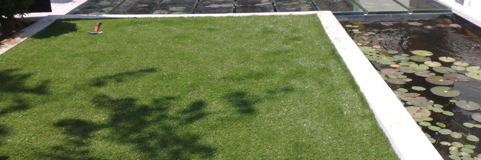 התקנה דשא סינטטי בראשון לציון