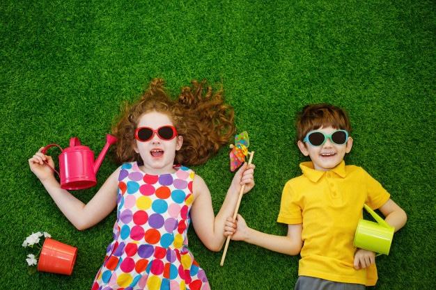 דשא סינטטי לגני ילדים: למה זה טוב?